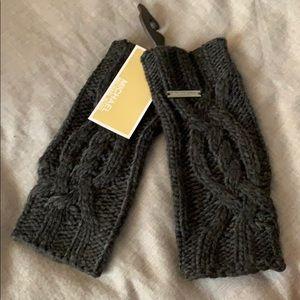 Michael Kors fingerless mittens